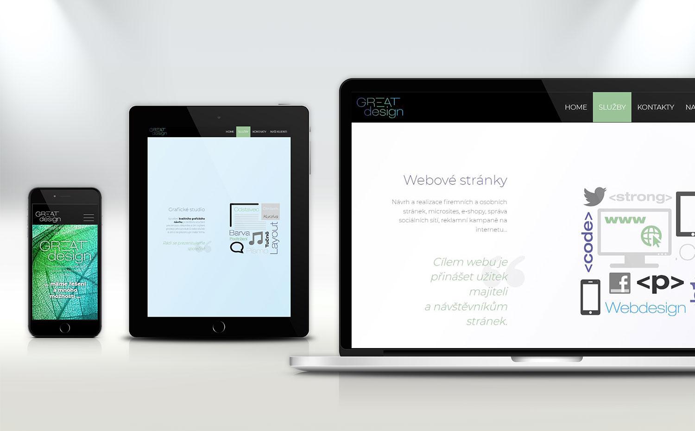 web GREAT design