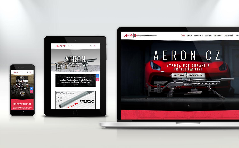 web Aeron