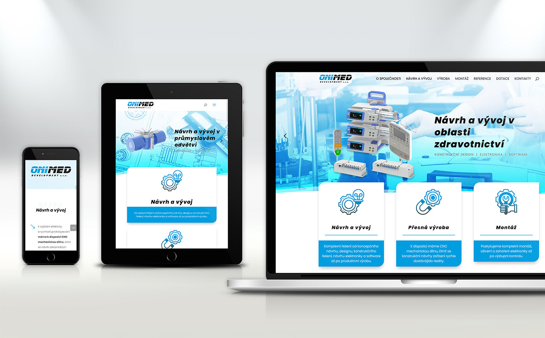 web Onimed Development